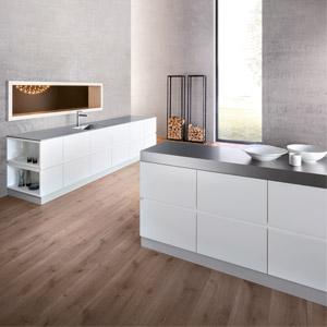 Küchenarbeitsplatte und Zubehör