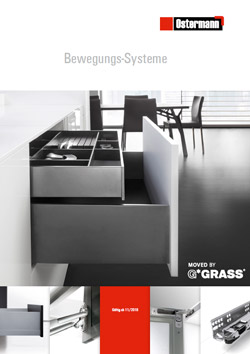 Grass Katalog: Bewegungs-Systeme