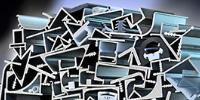 Traitement de profilés aluminium