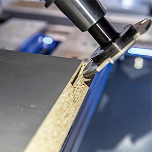 Processing the Workpieces