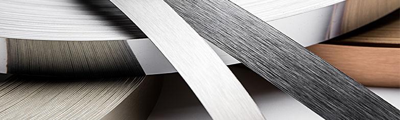 Aluminium edgings at Ostermann