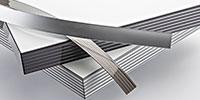 3D acryl kantenband
