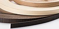 Echt houten kanten