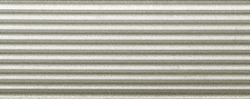 ppic1 095.2970. 3D acrylic edging Silver rippled
