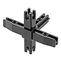 ppic1 Shelving system Smartcube, 5-sided joint