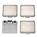 ppic1 End cap set for panel profiles