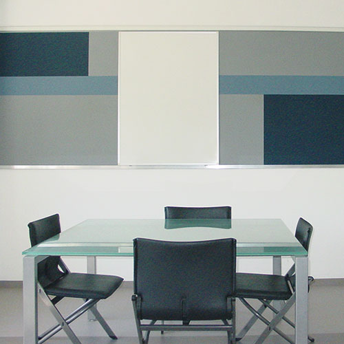 apic2 Furniture Linoleum Bulletin Board, 2162 duc