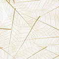 ipic1 Decor surface Sceleton Giant Leaves, on a t