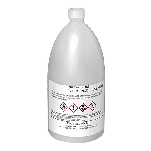 ipic1 Laboratory bottle, 2 l, round without scale