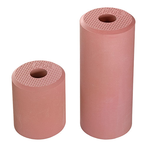 ppic1 Rubber roller Pfohl, solvent-resistant, rus