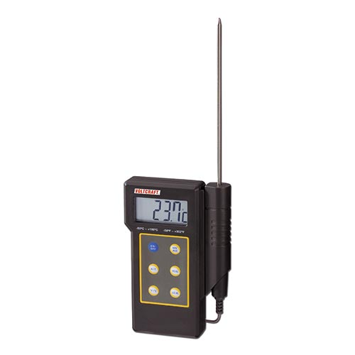 ipic2 Thermometer, -50 to +300 °C,  accuracy ± 1