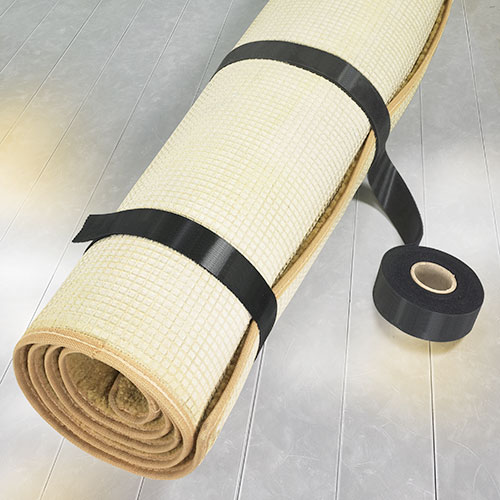 apic1 Hook and loop tape REDOCOL 30 mm x 5 m, bac