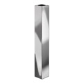 ppic1 Column leg square for table base Cappuccino