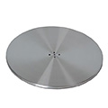 ppic1 Base and mounting plates round for stainles