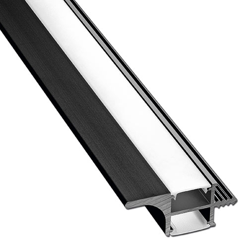 ipic1 LED handle profile In & Out, aluminium anod