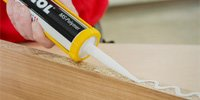 Special adhesives