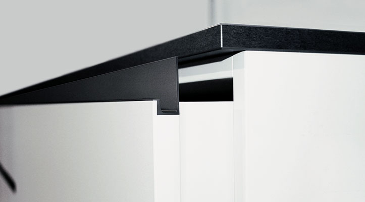 Handle Profiles - now available in black as well