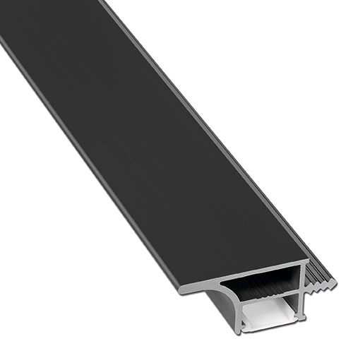 ppic1 Aluminium handleless system LED Out