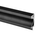 ipic1 Aluminium recessed handle Omal, anodised bl