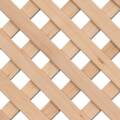 ppic1 Decorative real wood grills, diagonal