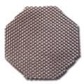 ipic1 8-cornered, 150 x 150 mm, black